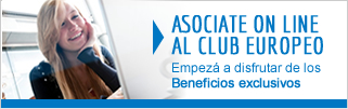 Asociate al Club Europeo